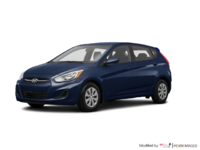 2017 Hyundai Accent 5 Doors GL | Photo 3 | Pacific Blue