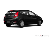 2017 Hyundai Accent 5 Doors L | Photo 2 | Ultra Black