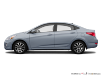 2017 Hyundai Accent Sedan GLS | Photo 1 | Ironman Silver