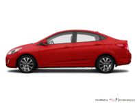 2017 Hyundai Accent Sedan SE | Photo 1 | Boston Red