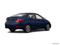 2017 Hyundai Accent Sedan SE | Photo 2 | Pacific Blue