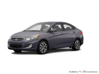 2017 Hyundai Accent Sedan SE | Photo 3 | Triathlon Grey