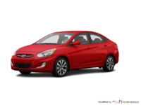 2017 Hyundai Accent Sedan SE | Photo 3 | Boston Red