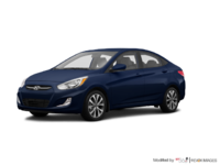 2017 Hyundai Accent Sedan SE | Photo 3 | Pacific Blue