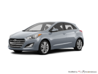2017 Hyundai Elantra GT LIMITED | Photo 3 | Platinum Silver