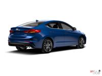 2017 Hyundai Elantra Sport TECH | Photo 2 | Marina Blue