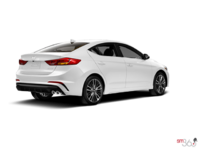 2017 Hyundai Elantra Sport TECH | Photo 2 | Polar White