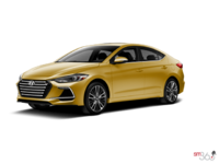 2017 Hyundai Elantra Sport TECH | Photo 3 | Blazing Yellow