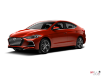 2017 Hyundai Elantra Sport TECH | Photo 3 | Orange Phoenix
