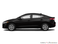 2017 Hyundai Elantra L | Photo 1 | Black Pearl