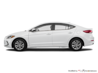 2017 Hyundai Elantra L | Photo 1 | Ice White