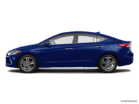 2017 Hyundai Elantra LIMITED SE | Photo 1 | Stargazing Blue