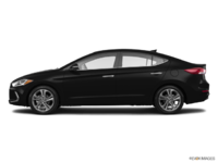 2017 Hyundai Elantra LIMITED | Photo 1 | Space Black