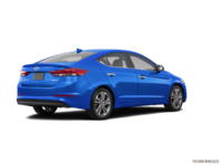 2017 Hyundai Elantra LIMITED | Photo 2 | Marina Blue