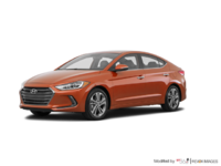 2017 Hyundai Elantra LIMITED | Photo 3 | Phoenix Orange