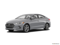 2017 Hyundai Elantra LIMITED | Photo 3 | Platinum Silver