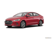 2017 Hyundai Elantra ULTIMATE | Photo 3 | Fiery Red