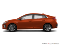 2017 Hyundai IONIQ LIMITED/TECH | Photo 1 | Phoenix Orange