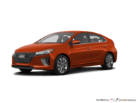2017 Hyundai IONIQ LIMITED | Photo 3 | Phoenix Orange