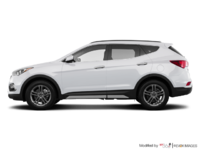 2017 Hyundai Santa Fe Sport 2.0T LIMITED | Photo 1 | Frost White Pearl