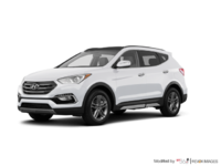 2017 Hyundai Santa Fe Sport 2.0T LIMITED | Photo 3 | Frost White Pearl