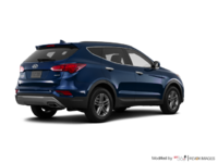 2017 Hyundai Santa Fe Sport 2.4 L LUXURY | Photo 2 | Nightfall Blue