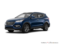 2017 Hyundai Santa Fe Sport 2.4 L LUXURY | Photo 3 | Nightfall Blue