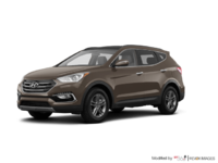 2017 Hyundai Santa Fe Sport 2.4 L LUXURY | Photo 3 | Platinum Graphite