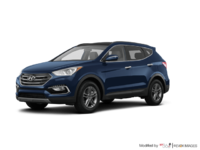 2017 Hyundai Santa Fe Sport 2.4 L LUXURY | Photo 3 | Marlin Blue