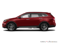 2017 Hyundai Santa Fe XL LIMITED | Photo 1 | Regal Red Pearl