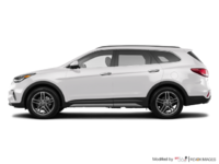 2017 Hyundai Santa Fe XL LIMITED | Photo 1 | Monaco White