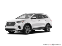 2017 Hyundai Santa Fe XL LIMITED | Photo 3 | Monaco White