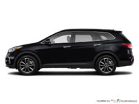 2017 Hyundai Santa Fe XL LUXURY | Photo 1 | Becketts Black