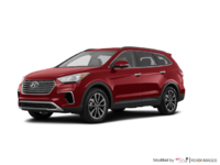2017 Hyundai Santa Fe XL PREMIUM | Photo 3 | Regal Red Pearl