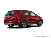 2017 Hyundai Santa Fe XL ULTIMATE | Photo 2 | Regal Red Pearl