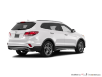 2017 Hyundai Santa Fe XL ULTIMATE | Photo 2 | Monaco White