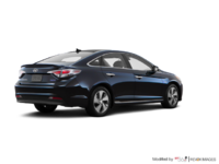 2017 Hyundai Sonata Hybrid ULTIMATE | Photo 2 | Blue