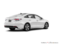 2017 Hyundai Sonata Hybrid ULTIMATE | Photo 2 | White