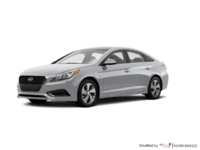 2017 Hyundai Sonata Hybrid ULTIMATE | Photo 3 | Silver