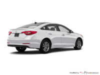 2017 Hyundai Sonata GLS | Photo 2 | Ice White