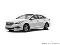 2017 Hyundai Sonata GLS | Photo 3 | Ice White