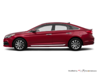 2017 Hyundai Sonata SPORT TECH | Photo 1 | Venetian Red