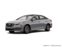 2017 Hyundai Sonata SPORT TECH | Photo 3 | Platinum Silver