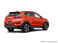 2017 Hyundai Tucson 1.6T LIMITED AWD | Photo 2 | Sedona Sunset