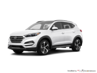 2017 Hyundai Tucson 1.6T LIMITED AWD | Photo 3 | Winter White