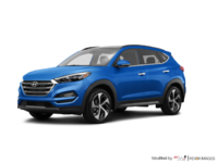 2017 Hyundai Tucson 1.6T LIMITED AWD | Photo 3 | Caribbean Blue