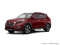 2017 Hyundai Tucson 1.6T LIMITED AWD | Photo 3 | Ruby Wine