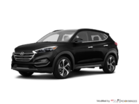 2017 Hyundai Tucson 1.6T LIMITED AWD | Photo 3 | Ash Black