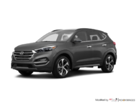 2017 Hyundai Tucson 1.6T LIMITED AWD | Photo 3 | Coliseum Grey