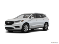 2018 Buick Enclave ESSENCE | Photo 3 | White Frost Tricoat